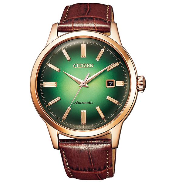 CITIZEN COLLECTION シチズンコレクション 腕時計 メンズ 機械式 メカニカルクラシカルライン 自動巻 NK0002-14W