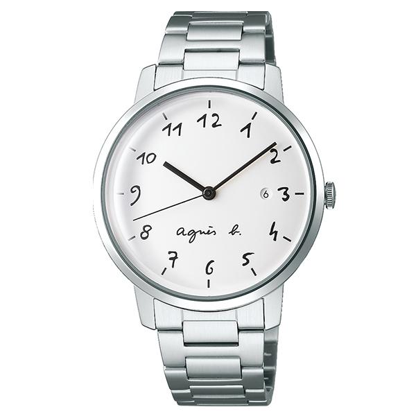 agnes b. アニエスベー Marcello マルチェロ 腕時計 FCRK991 【送料無料】