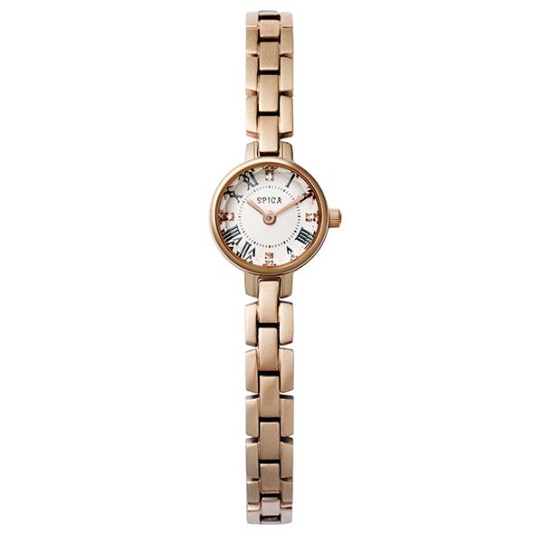 TiCTACオリジナル SPICA スピカ Simple Bless シンプルブレス 腕時計 レディース SPI55-RG/M 【送料無料】