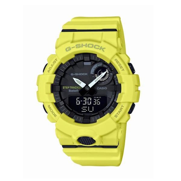 G-SHOCK ジーショック G-SQUAD ジースクワッド 【国内正規品】 腕時計 メンズ GBA-800-9AJF 【送料無料】
