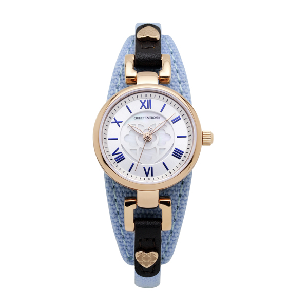 GIULIETTA VERONA ジュリエッタ ベローナ PRIMA DONNA 【国内正規品】 腕時計 GV005PSILB 【送料無料】