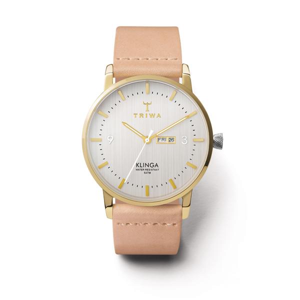 TRIWA トリワ KLINGA TAN CLASSIC 日本限定 【国内正規品】 腕時計 レディース KLST110-CL010617 【送料無料】