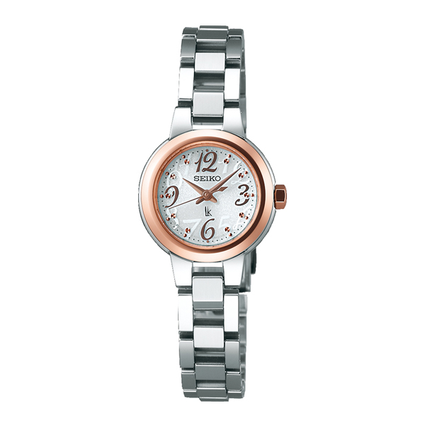 LUKIA ルキア SEIKO セイコー V117 ソーラー 【国内正規品】 腕時計 レディース SSVR126 【送料無料】