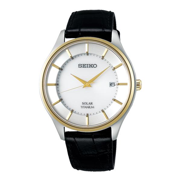 SEIKO SELECTION セイコーセレクション ソーラー ペア 【国内正規品】 腕時計 メンズ SBPX104 【送料無料】