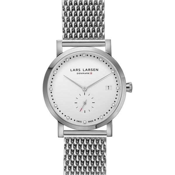 LARS LARSEN ラースラーセン LW37 【国内正規品】 腕時計 レディース 137SWSM 【送料無料】
