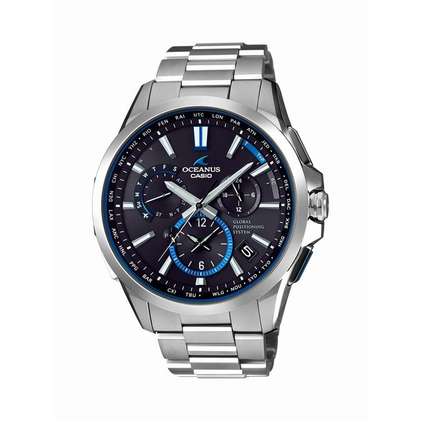 OCEANUS オシアナス CASIO カシオ  【国内正規品】 腕時計 メンズ OCW-G1100T-1AJF 【送料無料】