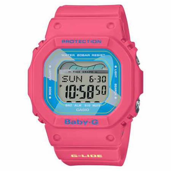BABY-G カシオ ベビーG G-LIDEジーライド 腕時計 レディス タイドグラフ BLX-560VH-4JF