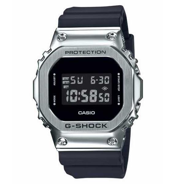 G-SHOCK カシオ Gショック オリジン メタルケース 腕時計 メンズ GM-5600-1JF