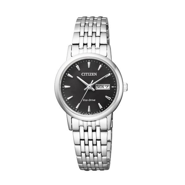 CITIZEN COLLECTION シチズンコレクション エコ ドライブ ペア 【国内正規品】 腕時計 レディース EW3250-53E 【送料無料】