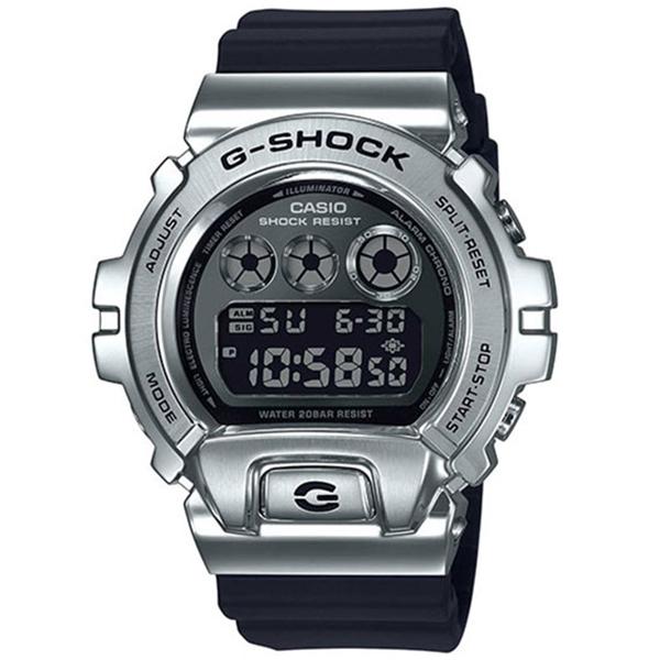 G-SHOCK カシオ Gショック METAL COVERED メタルカバー 腕時計 メンズ GM-6900-1JF