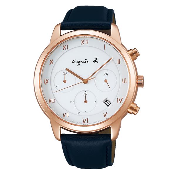 agnes b. アニエスベー Marcello マルチェロ 腕時計 メンズ FBRD940 【送料無料】