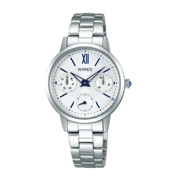 WIRED f ワイアード エフ SEIKO  セイコー 祝成人限定 400本 ペア 【国内正規品】 腕時計 レディース AGET716 【送料無料】