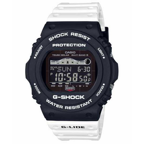 G-SHOCK ジーショック CASIO カシオ G-LIDE 腕時計 GWX-5700SSN-1JF