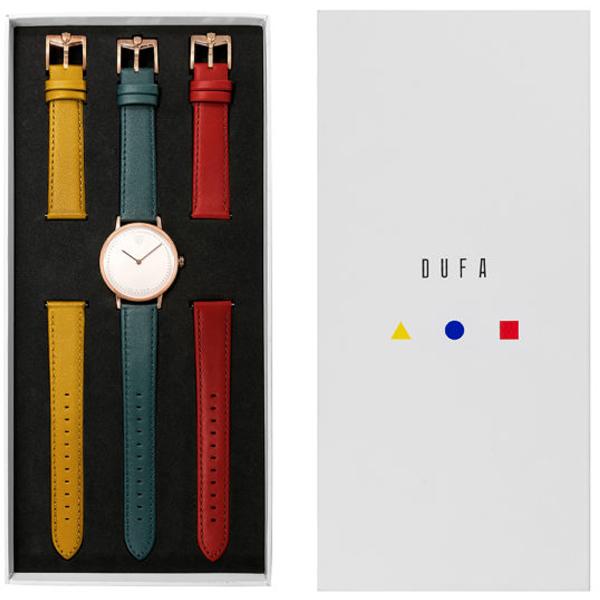 DUFA ドゥッファ Gropius グロピウス 2hands 300セット限定 【国内正規品】 腕時計 DF-9020-04 【送料無料】