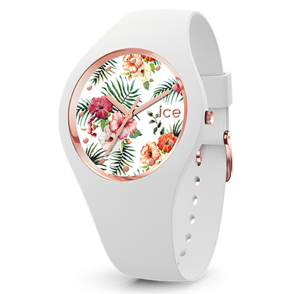 ICE WATCH アイスウォッチ ICE flower アイスフラワー レジェンド ミディアム 腕時計 ICE-016672 【送料無料】