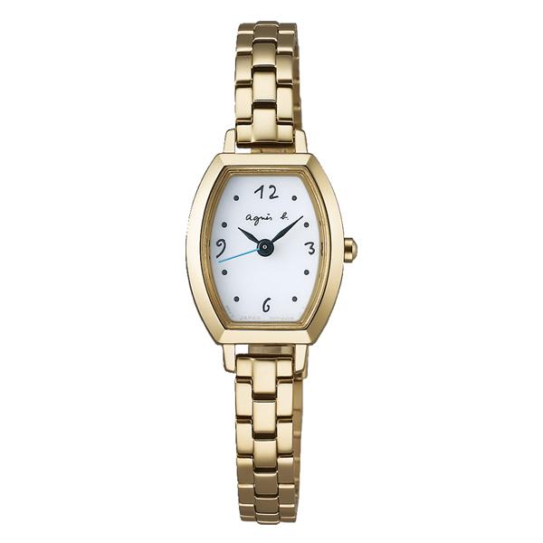 agnes b. アニエスベー Marcello マルチェロ ソーラー ファム 【国内正規品】 腕時計 レディース FBSD947 【送料無料】