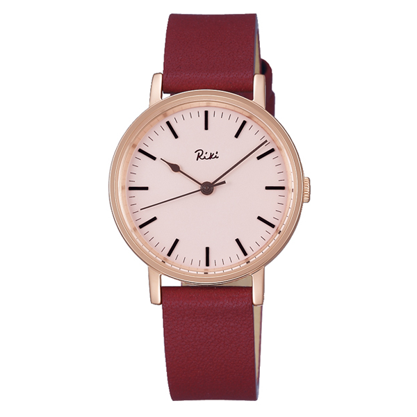 RIKI WATANABE リキ ワタナベ シンプルモダン 腕時計 レディース AKQK429 【送料無料】