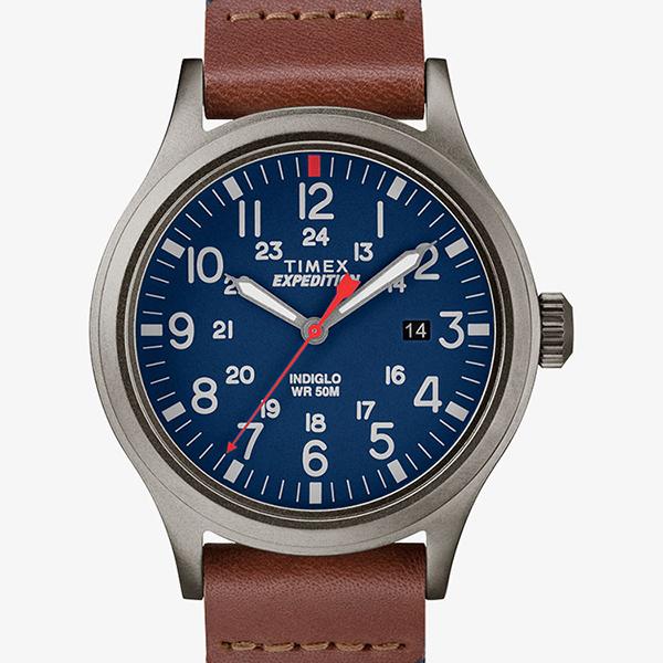 TIMEX タイメックス EXPEDITION SCOUT エクスペディション スカウト40ミリ メンズ【国内正規品】 腕時計 TW4B14100 【送料無料】