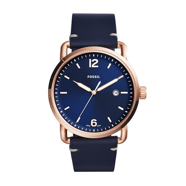 FOSSIL フォッシル THE COMMUTER 3H DATE 【国内正規品】 腕時計 メンズ FS5274 【送料無料】