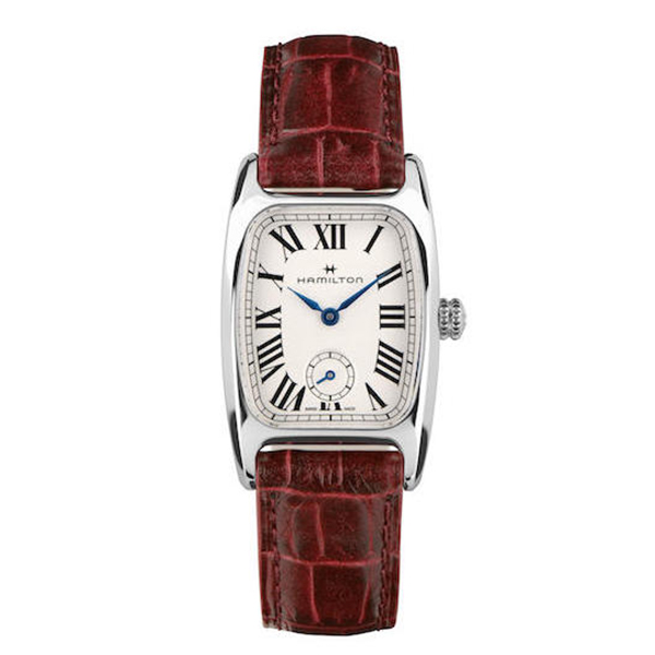 HAMILTON ハミルトン BOULTON SMALL SECOND QUARTZ ボルトン 国内正規品  腕時計  H13321811 【送料無料】