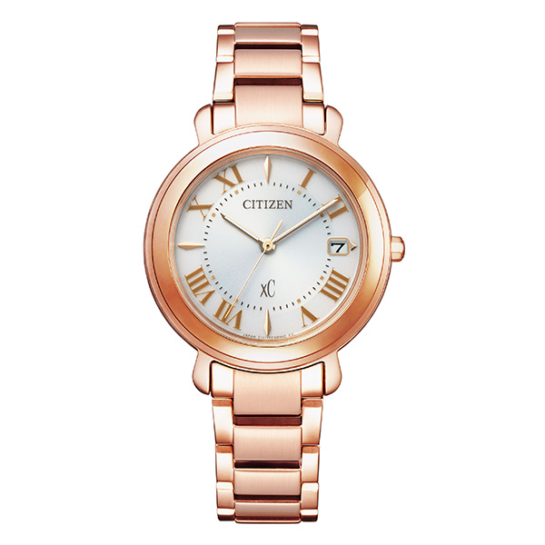 CITIZEN xC クロスシー エコドライブ hikari collection ソーラーモデル 腕時計 レディース  EO1202-57A