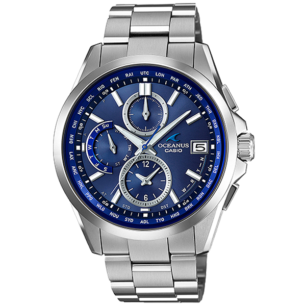 OCEANUS オシアナス CASIO カシオ Classic Line 【国内正規品】 腕時計 メンズ OCW-T2600-2A2JF 【送料無料】