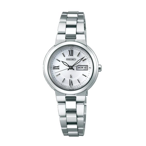 LUKIA ルキア SEIKO セイコー ソーラー 【国内正規品】 腕時計 レディース SSVN029 【送料無料】