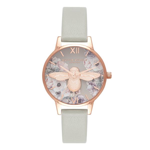 OLIVIA BURTON オリビアバートン ウォーターカラー フローラル 腕時計 OB16PP43 【送料無料】