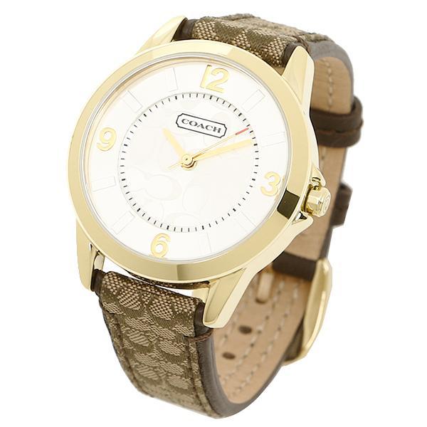 【期間限定】COACH コーチレディス 腕時計 レディス CLASSIC SIGNATURE クラシック シグネチャー 時計 14501613【あす楽対応】