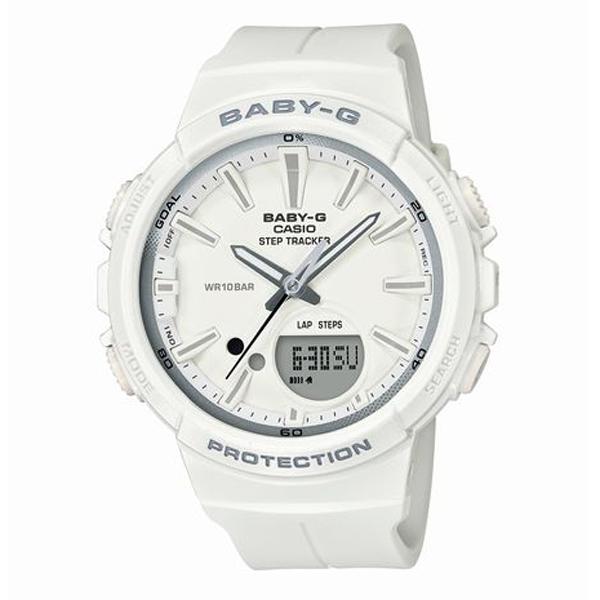 BABY-G ベイビージー FOR RUNNING 国内正規品 腕時計 レディース BGS-100SC-7AJF 【送料無料】
