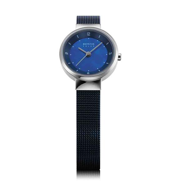 BERING ベーリング Scandinavian スカンジナビアン Solar Mini ソーラー ミニ  【国内正規品】 腕時計 レディース BER-14424-307 【送料無料】