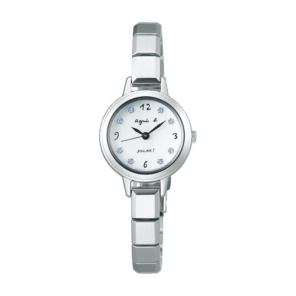 agnes b. アニエスベー マルチェロ ソーラーファム 【国内正規品】 腕時計 レディース FBSD951 【送料無料】