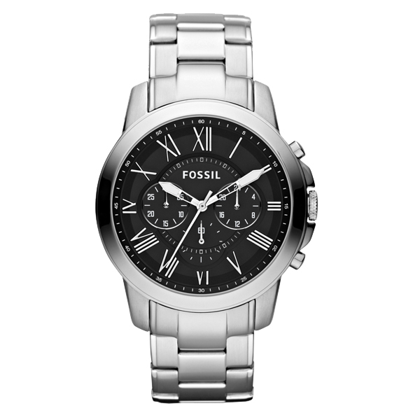 FOSSIL フォッシル GRANT グラント 腕時計 【国内正規品】 メンズ FS4736 【送料無料】