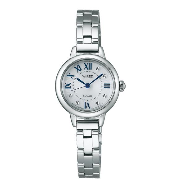 WIRED f ワイアード エフ SEIKO セイコー ソーラー 【国内正規品】 腕時計 レディース AGED095 【送料無料】