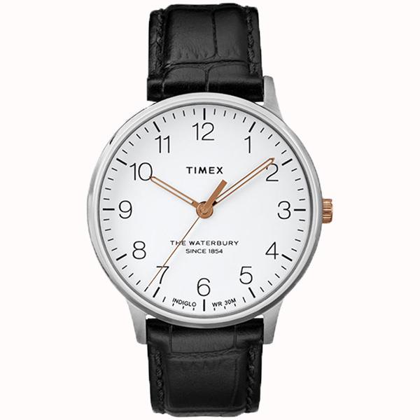 TIMEX タイメックス Waterbury Classic ウォーターベリー メンズ【国内正規品】 腕時計 TW2R71300 【送料無料】