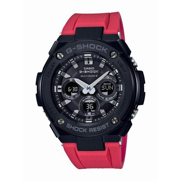 G-SHOCK ジーショック CASIO カシオ G-STEEL 【国内正規品】 腕時計 メンズ GST-W300G-1A4JF 【送料無料】