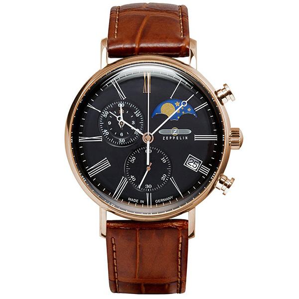 ZEPPELIN ツェッペリン 腕時計 メンズ LZ120 ROME ローマ ボーデンゼー ZE-7196-2