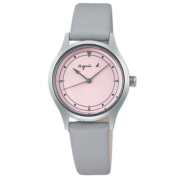 agnesb. アニエスベー サファリ 交換ベルト付属 腕時計 レディース FCSK922