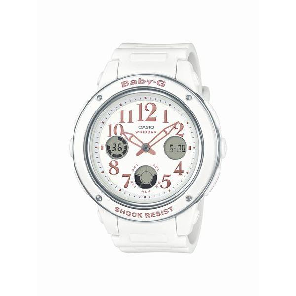 BABY-G ベイビージー CASIO カシオ アラビック 【国内正規品】 腕時計 レディース BGA-150EF-7BJF 【送料無料】