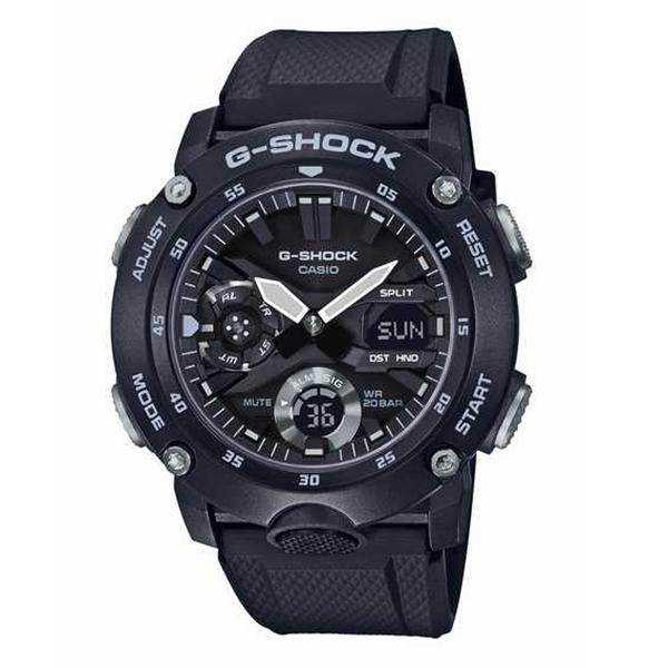 G-SHOCK 腕時計 カーボンモデル GA-2000S-1AJF