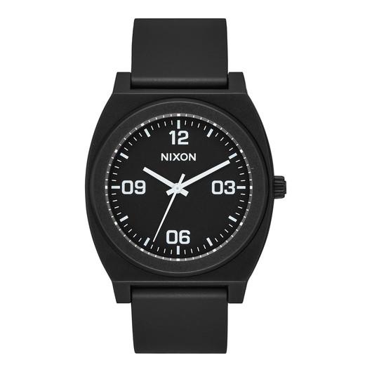 NIXON ニクソンTIME TELLER P CORP タイムテラー マットブラック 【国内正規品】腕時計 NA12482493 【送料無料】