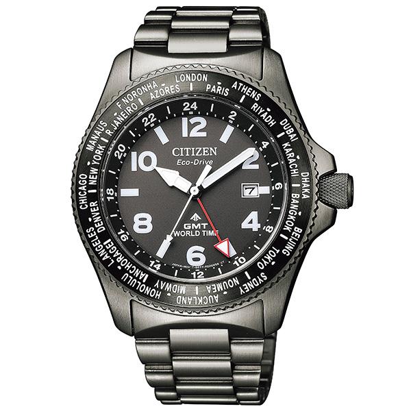 シチズン プロマスター CITIZEN PROMASTER ランド エコ・ドライブ 腕時計 メンズ BJ7107-83E