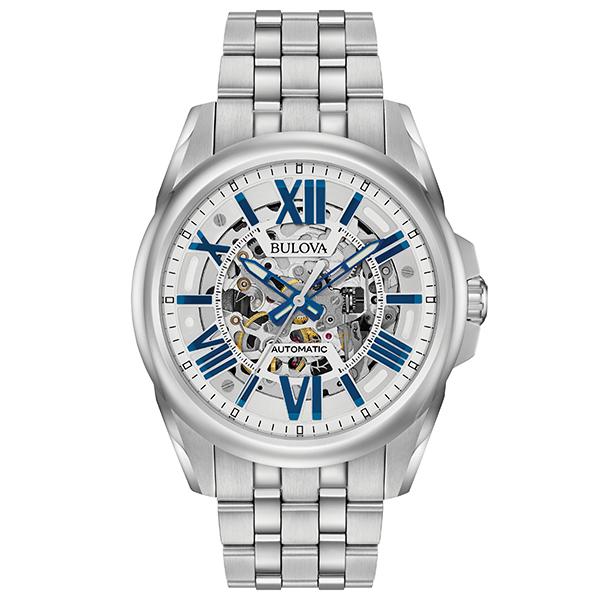 BULOVA ブローバ 腕時計 メンズ 自動巻 メカニカル クラシック CLASSIC 96A187