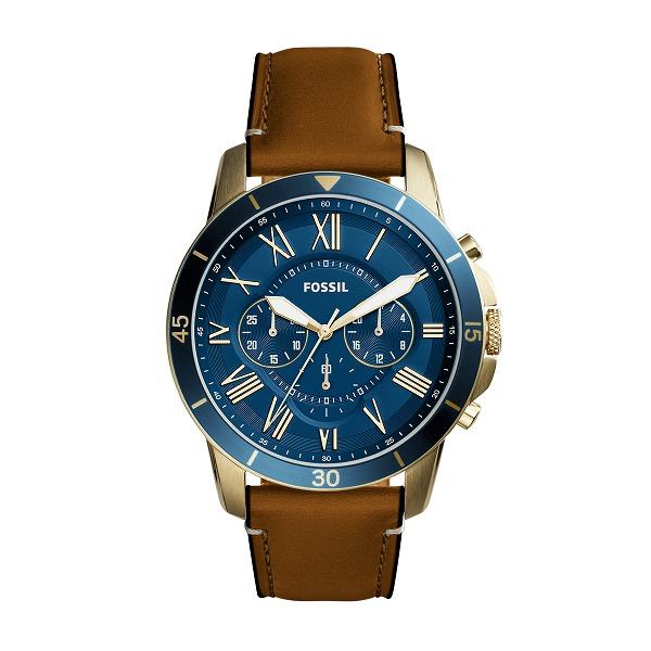 FOSSIL フォッシル GRANT SPORT 【国内正規品】 腕時計 メンズ FS5268 【送料無料】