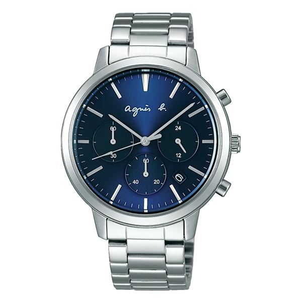 agnes b. アニエスベー SAM ペア 【国内正規品】 腕時計 メンズ FCRT968 【送料無料】