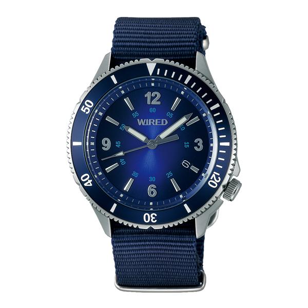 WIRED ワイアード SEIKO セイコー ニュースタンダード ダイバールック 【国内正規品】 腕時計 メンズ AGAJ404 【送料無料】
