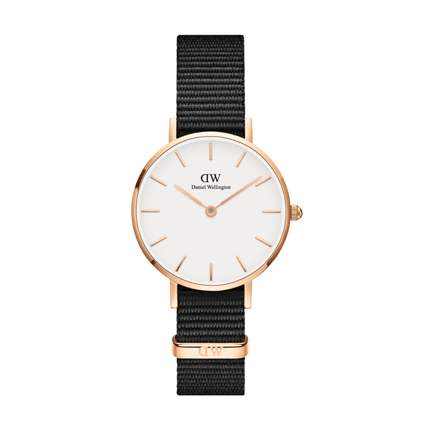 Daniel Wellington ダニエルウェリントン CLASSIC PETITE CORNWALL ローズゴールド 32mm 【国内正規品】 腕時計 DW00100253 【送料無料】