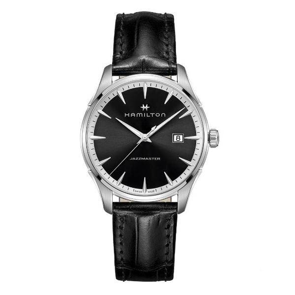 HAMILTON ハミルトン JAZZ MASTER ジャズマスター ジェント 国内正規品 腕時計 メンズ H32451731 【送料無料】