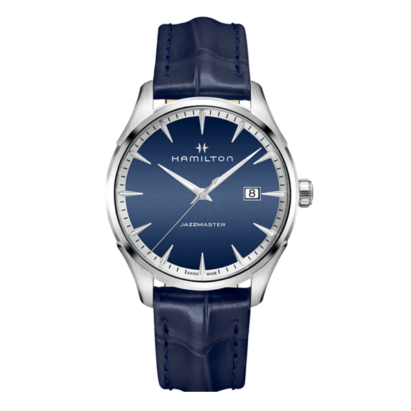 HAMILTON ハミルトン JAZZ MASTER ジャズマスター ジェント 【国内正規品】 腕時計 メンズ H32451641 【送料無料】