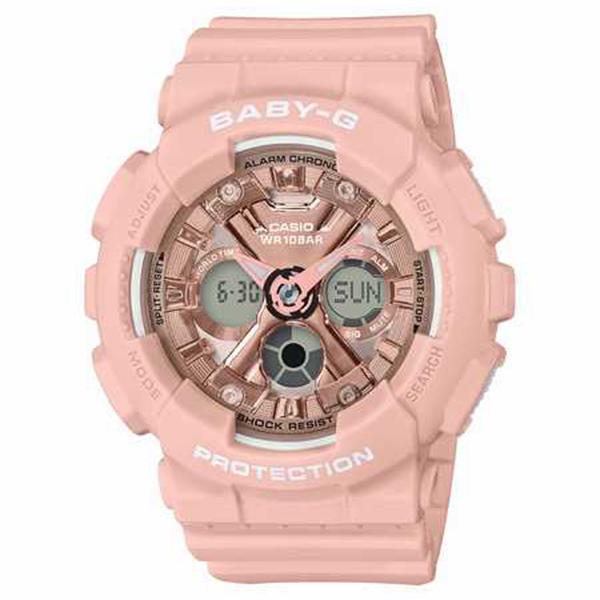BABY-G 腕時計 アナデジ BA-130-4AJF